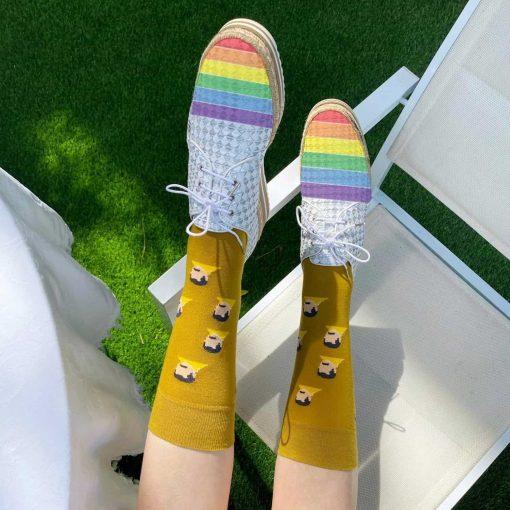 Calcetines orgullo LGTB