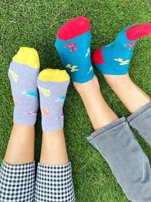 Los calcetines más suaves para tus pies