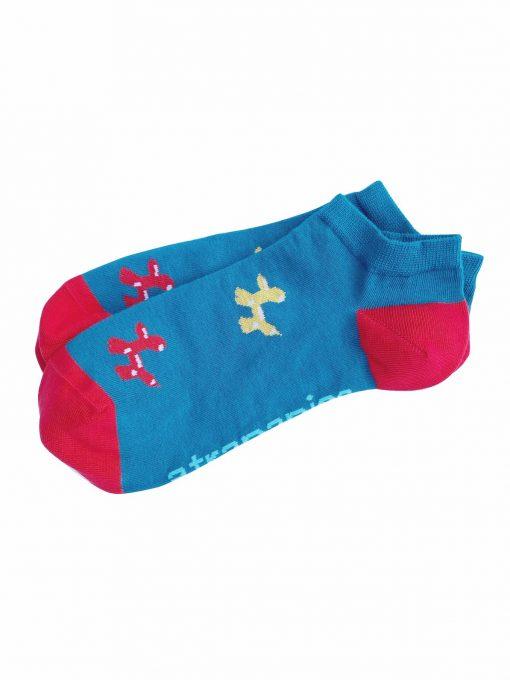 calcetines ecológicos tobilleros perros globo