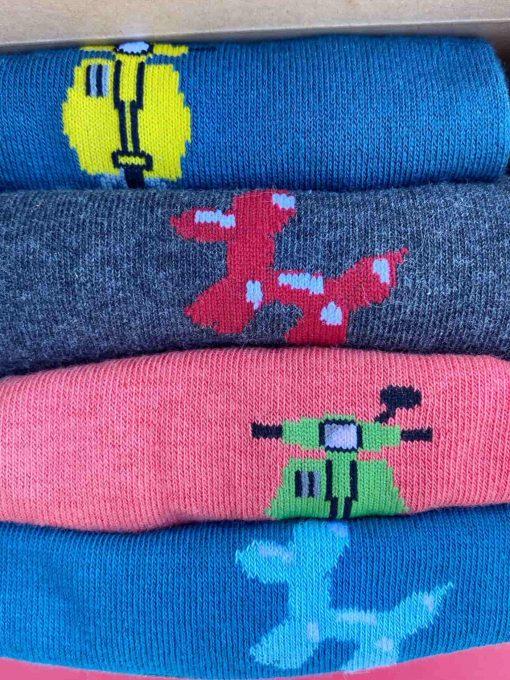 BIODIVERSIDAD pack calcetines detalle