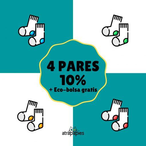 pack de calcetines 4